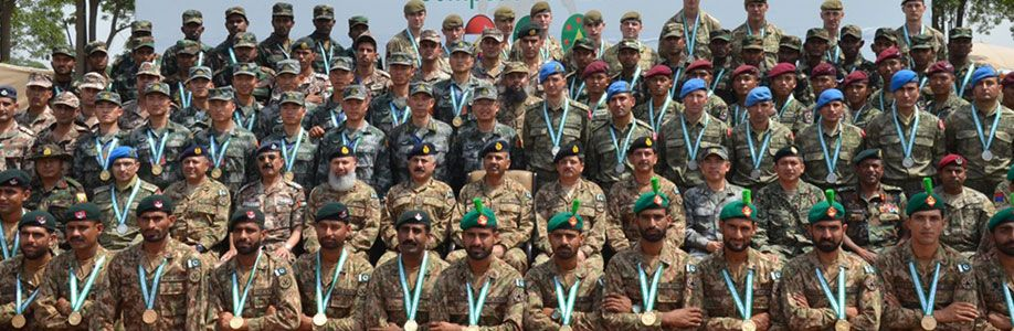Pak Army Cover Image