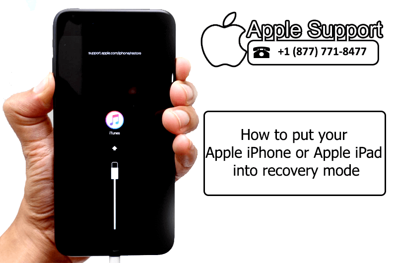 iPhone Support Phone Number For: How to put your Apple iPhone or Apple iPad into recovery mode – iPhone Support - Apple Help Support