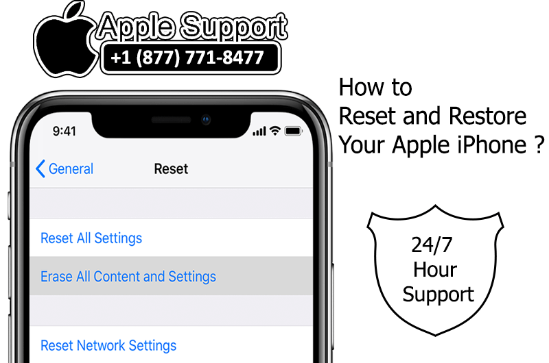 Apple Tech Support Number for How to reset and restore your Apple iPhone's location, setting, network and more – Apple Tech Support