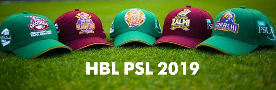 Pakistan Super League Cover Image
