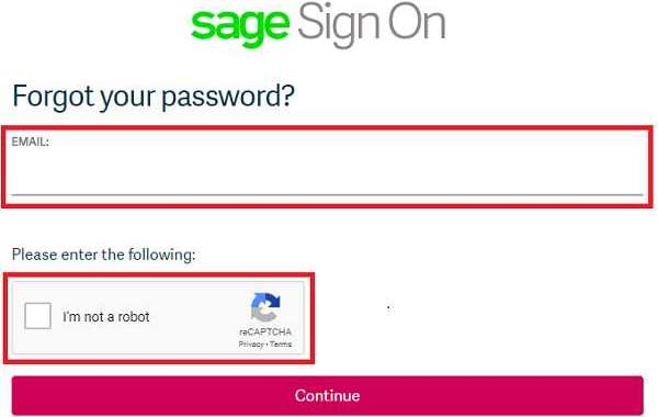 How to Fix if Sage not Accepting Correct Password?
