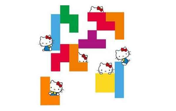 Hello Kitty And Tetris To Collaborate For A New Title