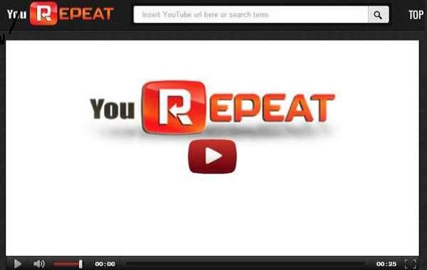 How to Repeat YouTube Videos Infinite Times