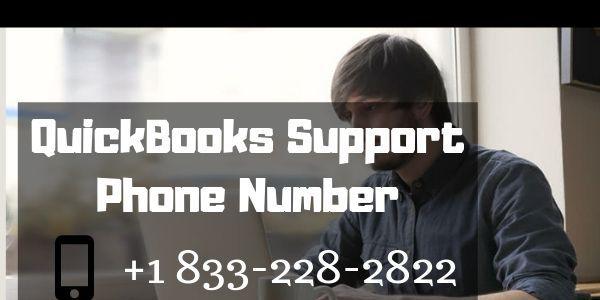 QuickBooks Technical Support | +1 833-228-2822