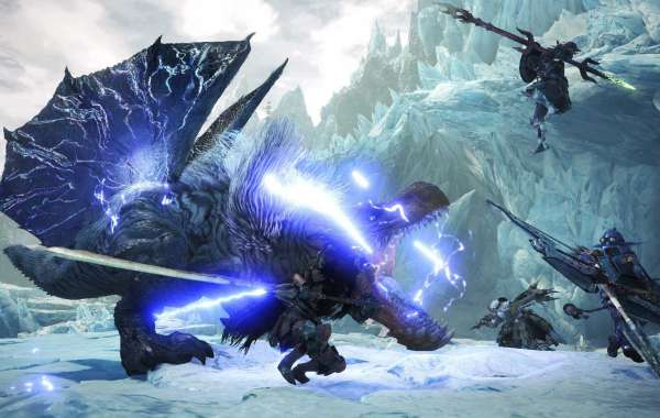 Latest Monster Hunter World: Iceborne Trailer Teases New Monsters