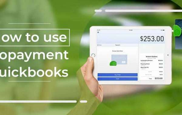 How to use GoPayment Quickbooks