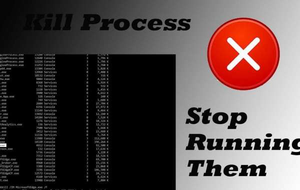 How to Stop All Processes in Windows 10
