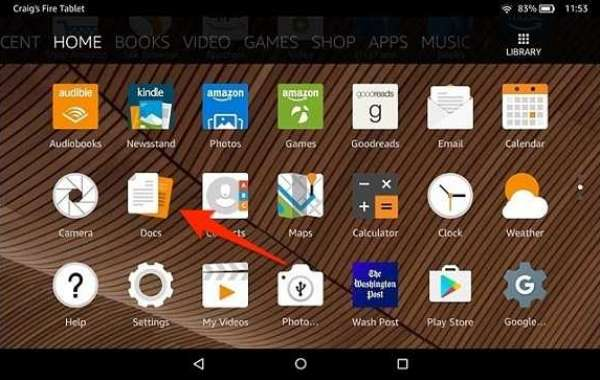 How to Install and Access Google Play Store on Fire Tablet