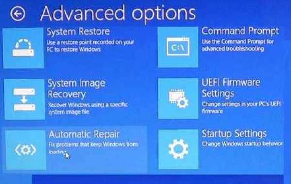 How to Access Advanced Startup Options in Windows 8 or 10?