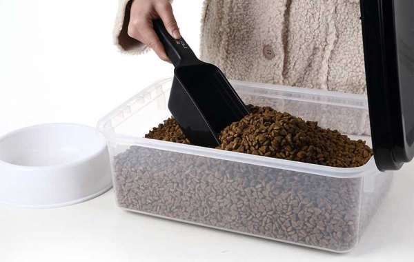 How to use Pet Food Container correctly