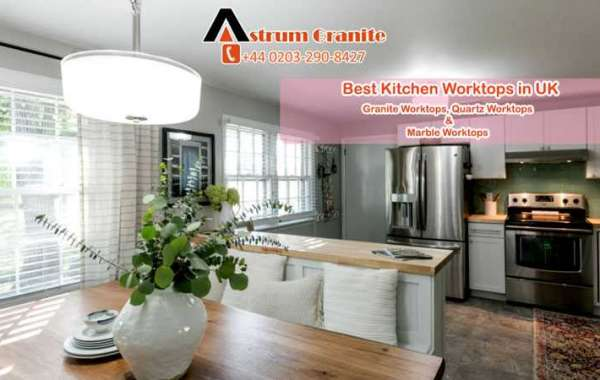 Granite worktops For Kitchen Design at Cheap Price in London Offer Astrum Granite