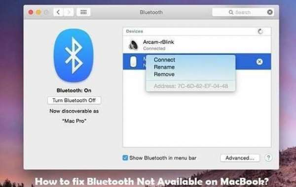 How to Fix Mac Bluetooth Not Working?