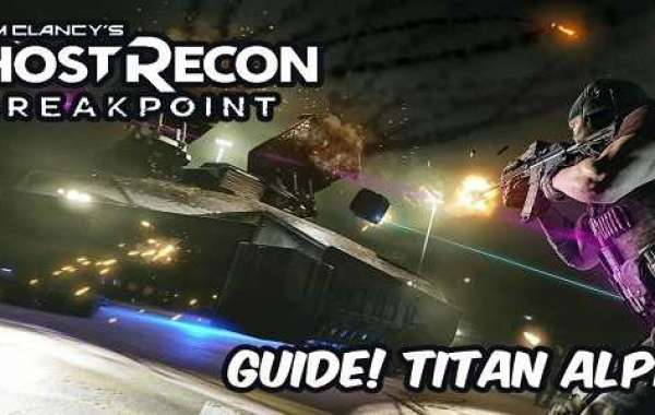 How to Beat Titan Alpha in Ghost Recon Breakpoint?