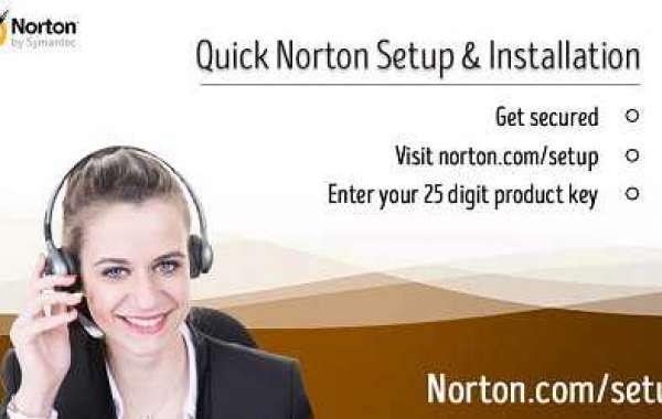 Download and Install Norton Setup  - norton.com/setup
