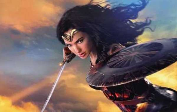 WONDER WOMAN IS FINISHED SAYS PATTY JENKINS