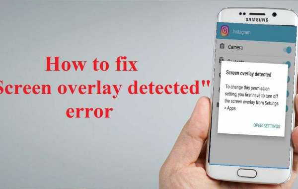 "How to Fix the Error ""Screen Overlay Detected"" on Your Android"