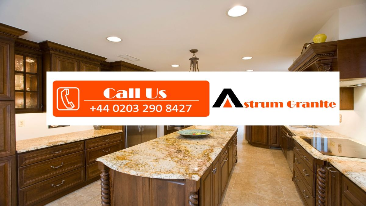 How to Design a Kitchen with Countertops – Best Kitchen Countertops Call on (+44) 203-290-8427 - Astrum Granite