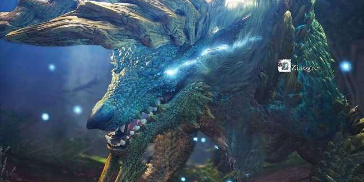 How to unlock Zingore Fast in Monster Hunter World: Iceborne