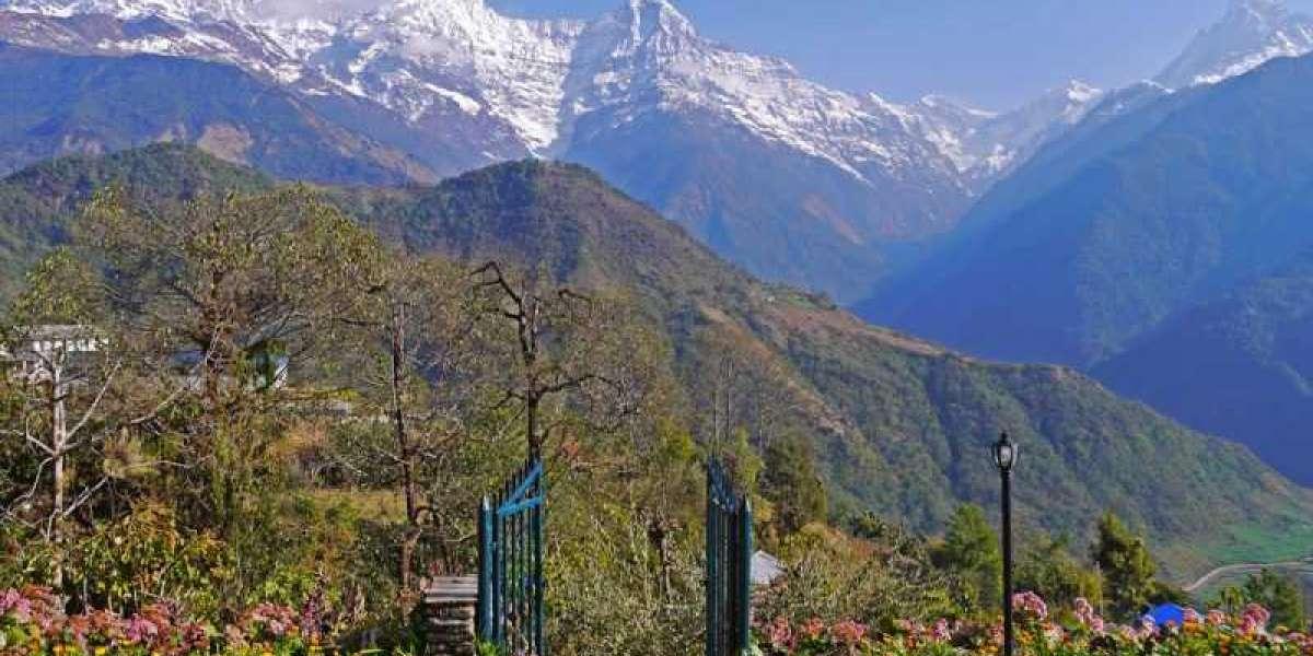 Manaslu Circuit is popular spot for trekking activities