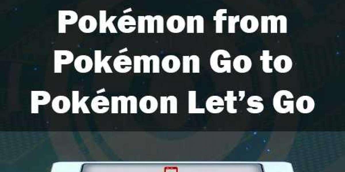 How to Transfer Pokémon from Pokémon Go to Let's Go
