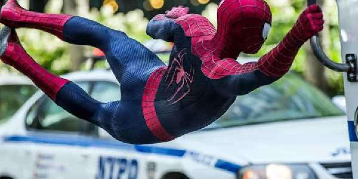 Real-Life Spider-Man To Soar Above The Disney Marvel Land