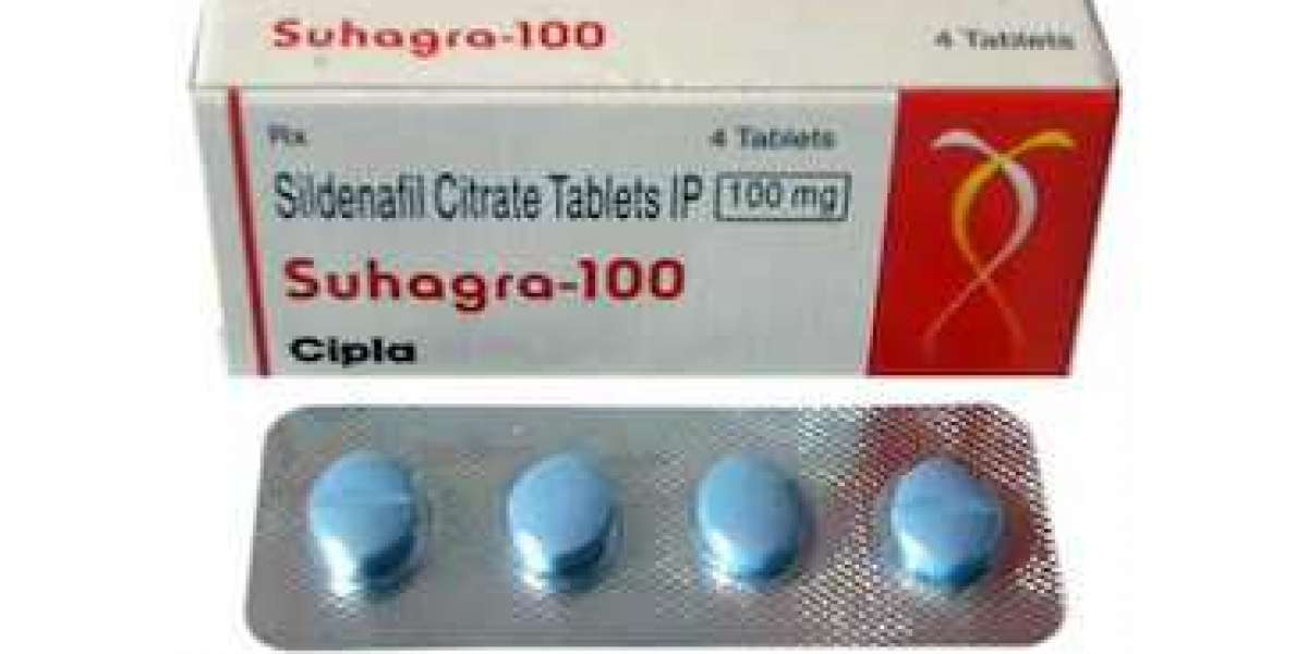 Suhagra Is the Best Generic Drug for ED Treatment