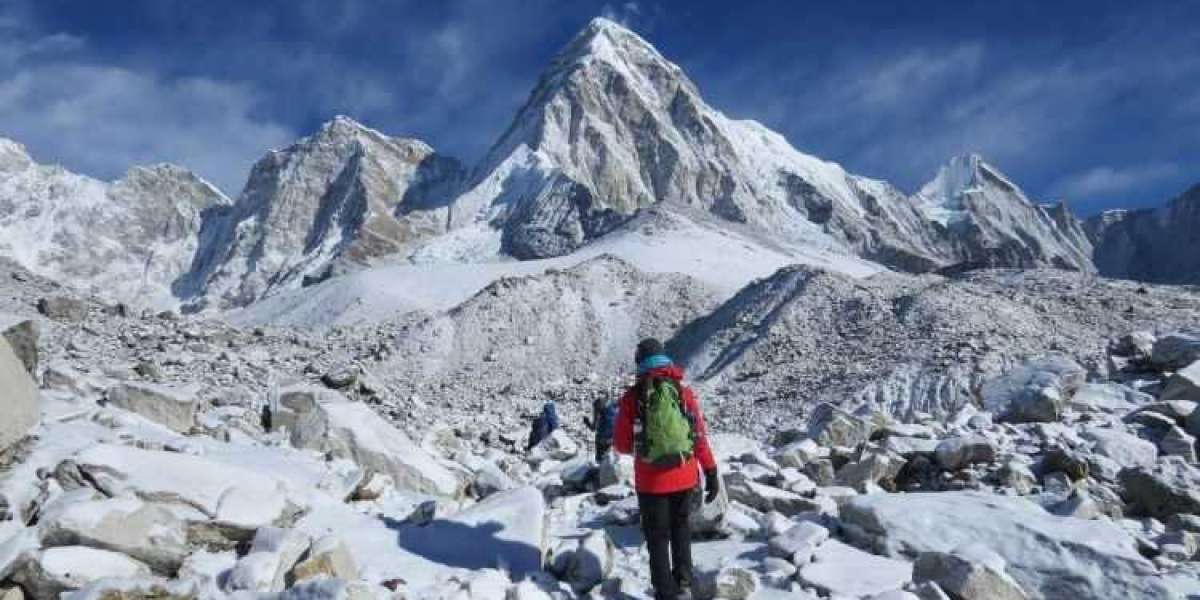 A Safe trip to Mt. Everest base camp