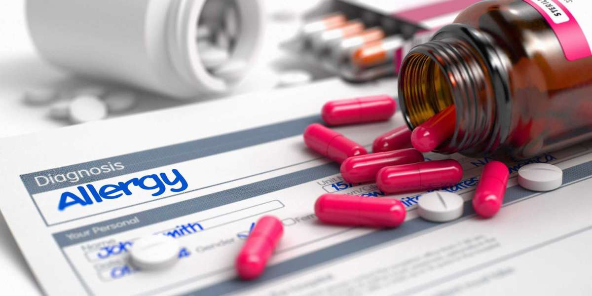 What are various types of allergy medicines?