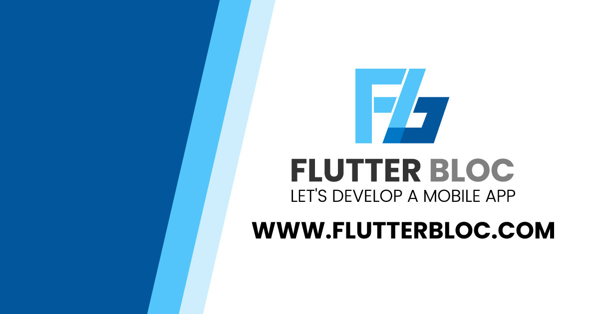 Flutter Bloc is Best Flutter Tutorial for Beginners and Experts | Flutter Bloc