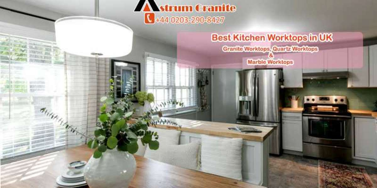 Granite Worktops Near Me | High Quality Granite Worktops Supplier | Astrum Granite