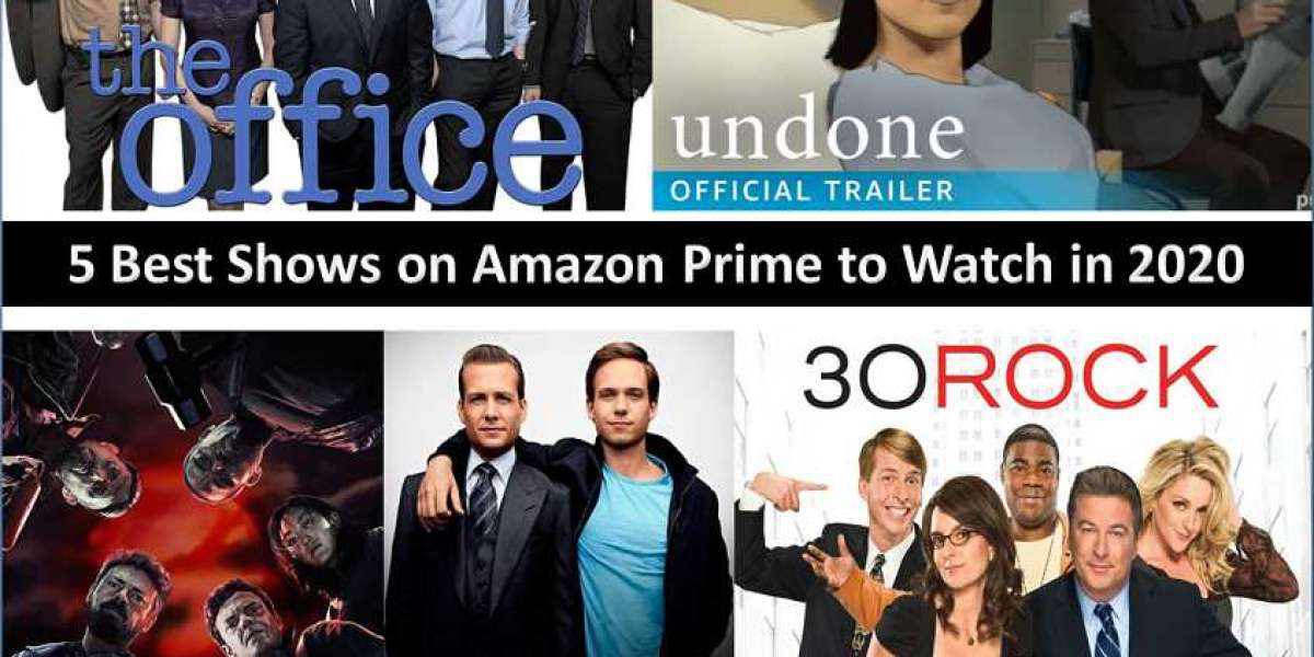 5 Best Shows on Amazon Prime to Watch in 2020