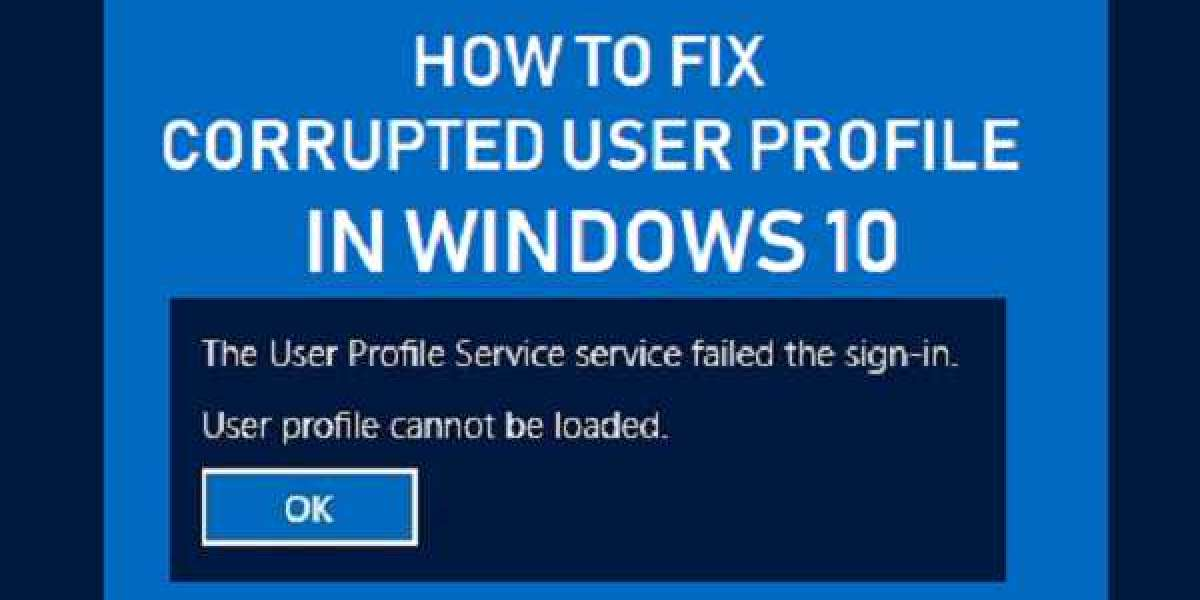 How to Fix Corrupted User Profiles in Windows 10