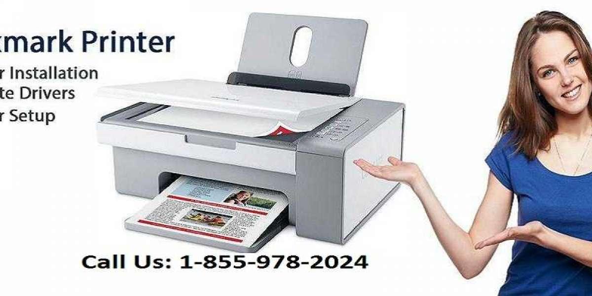 Lexmark Printer Support Number +1-855-978-2024 USA