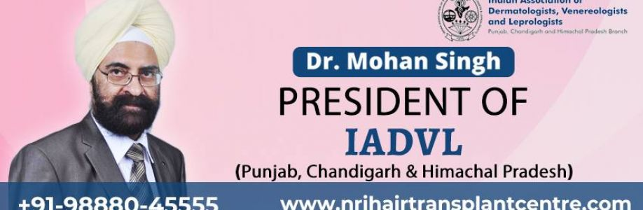 Dr. Mohan Singh Cover Image