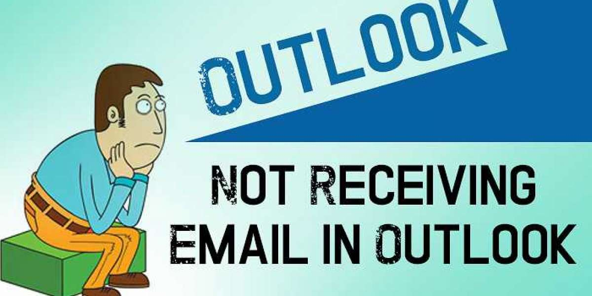 How to Fix Outlook Not Receiving Email Issue?