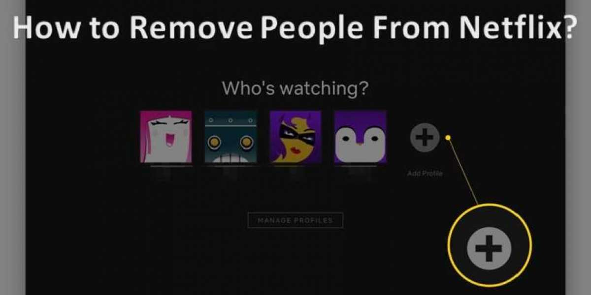 How to Remove People From Netflix?