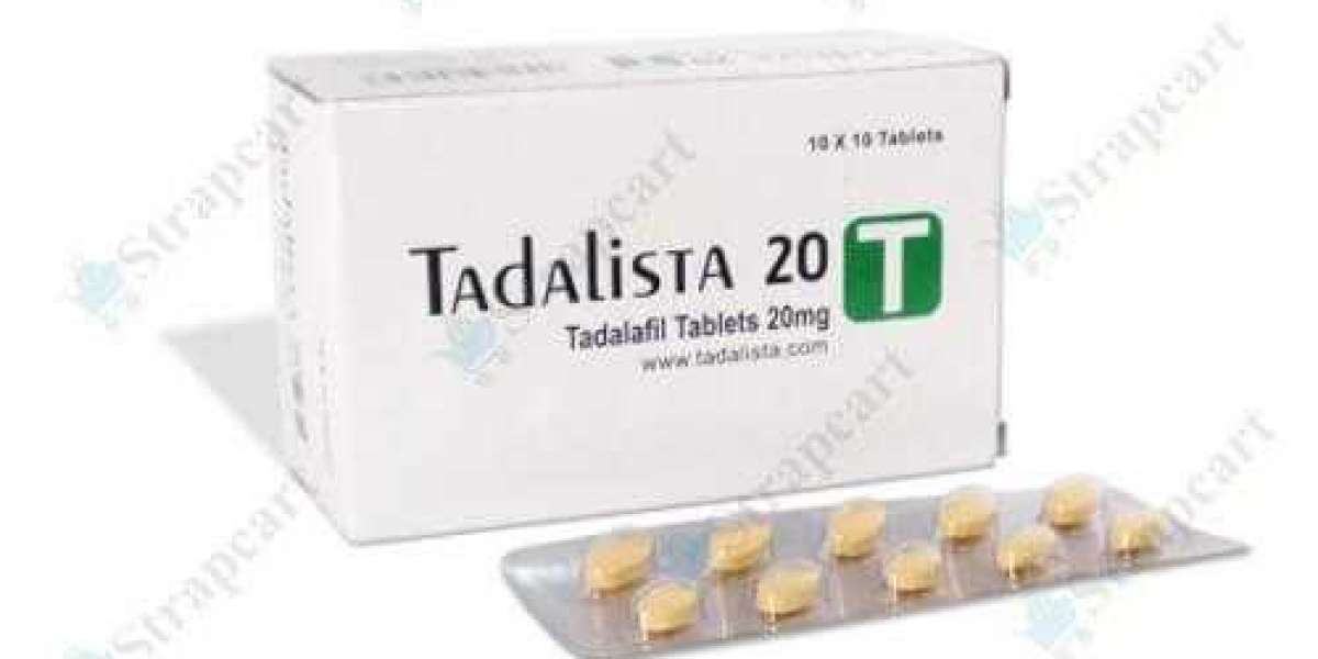 Buy Tadalista 20 Online | Lowest Price | free shipping USA