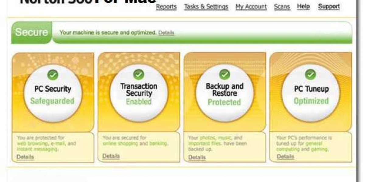How to install Norton 360 for MAC