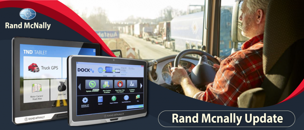 Rand Mcnally Update | Randmcnally.com/dock | GPS Update