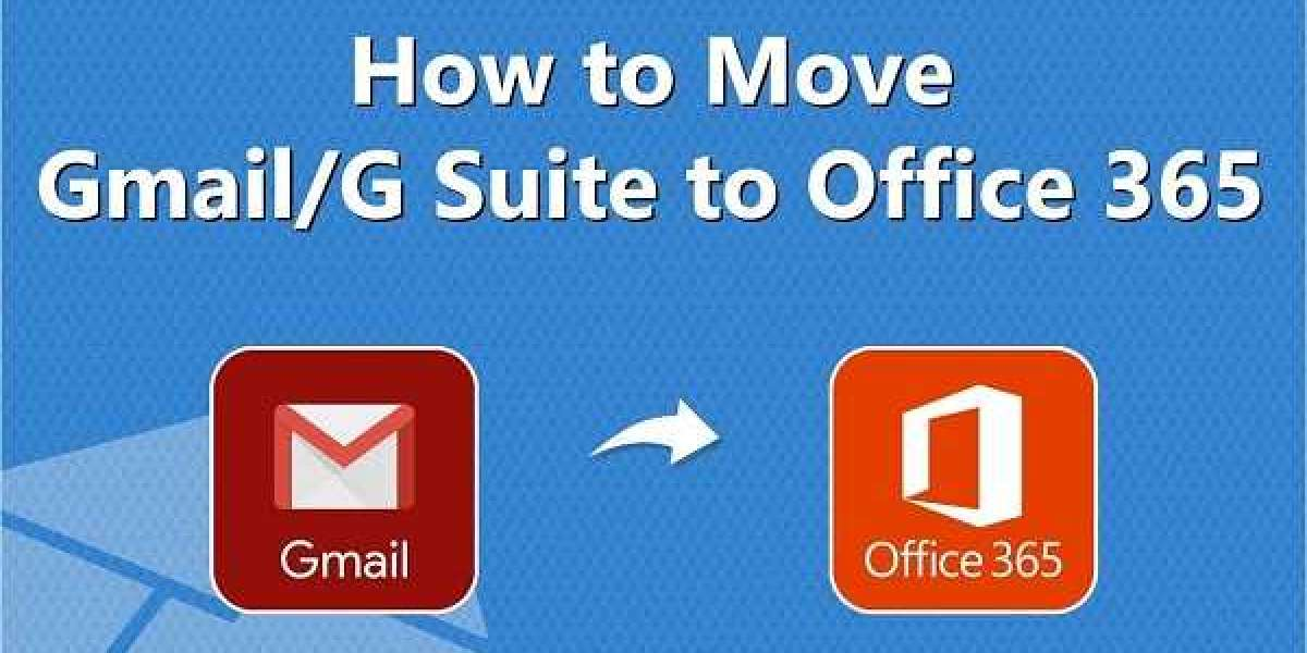 How to Move Gmail to Office 365