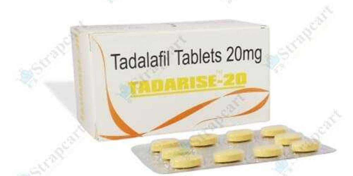 Tadarise |Buy Tadarise tablets online |get 50 % off at strapcart