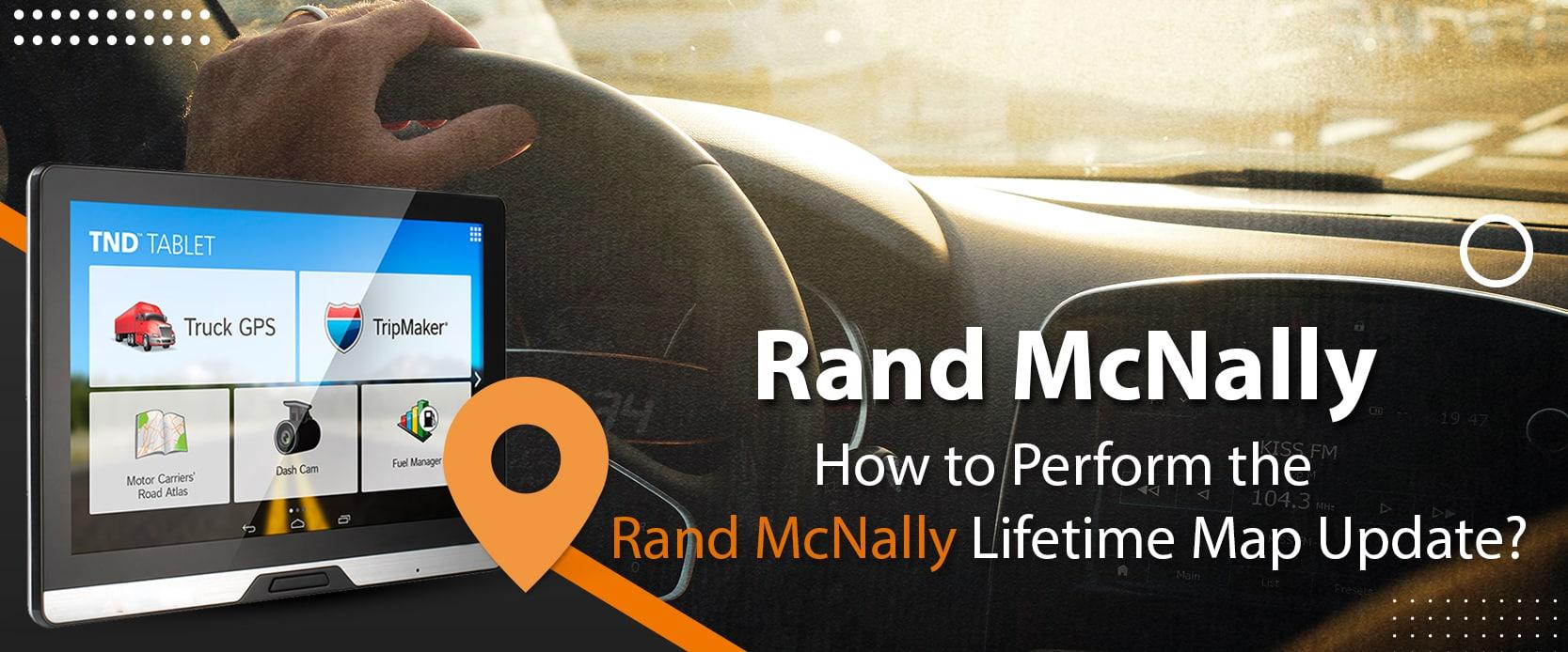 Blogs - Rand McNally Dock Update