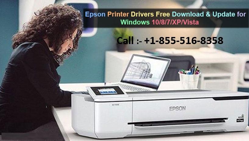 Epson Printer setup Number (+1-855-516-8358) USA