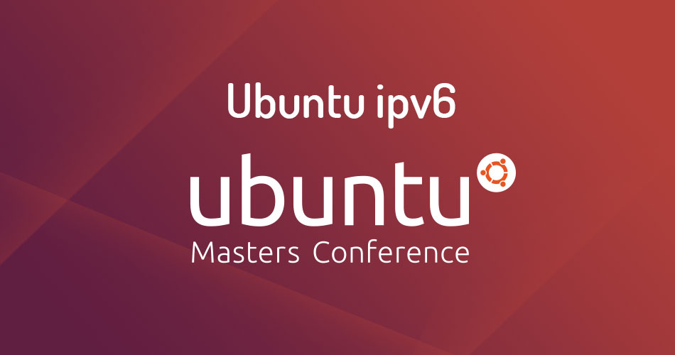 How to Configure an IPv6 Address in Ubuntu server - TutsFx