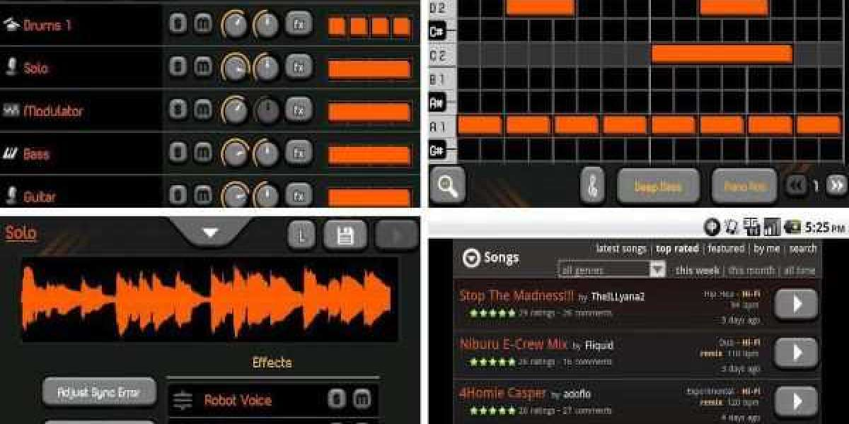 5 Best Recording and Tuning Android Apps for Musicians