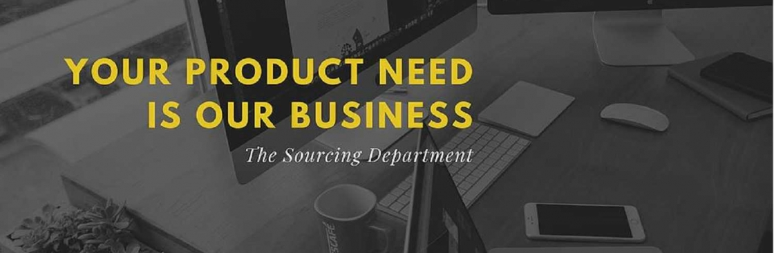 The Sourcing Department Cover Image