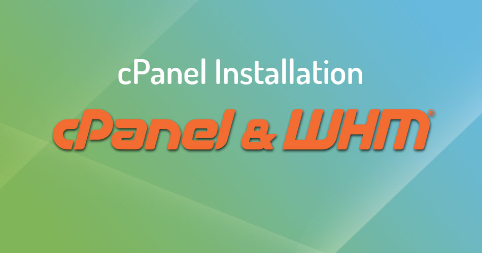 How to Install cPanel and WHM on a CentOS 7 VPS - TutsFx