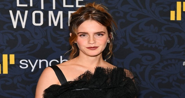 Actress Emma Watson on #BlackoutTuesday backlash