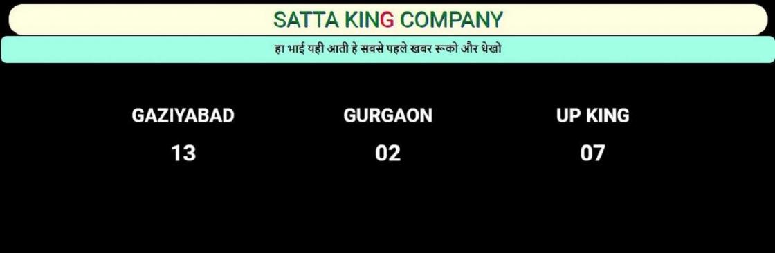 Satta King Company Cover Image