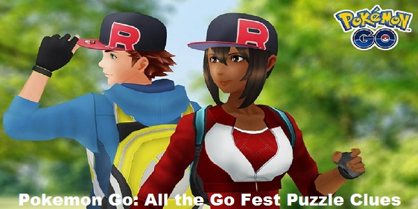 Pokemon Go: All the Go Fest Puzzle Clues and Answers – Bond Walker